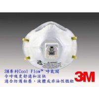 3M 活門口罩 (10 個/盒) 8210V