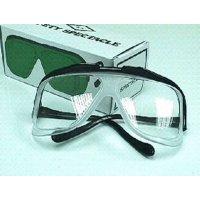 防塵眼鏡 黑框 M30