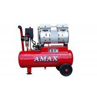 AMAX 靜音風泵 2HP 10L (免油, 車仔) HDW-1002