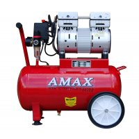 AMAX 靜音風泵 2.5HP 20L (免油, 車仔) HDW-2001