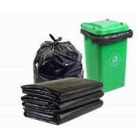 """黑色垃圾袋 32""""x40""""x0.05 (細)"""