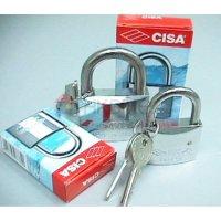 CISA 白鋼掛鎖 40mm 26020-40-0