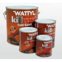 鎖鏈牌(WATTYL) 鉛水油 (新裝) 1Litre / 1升