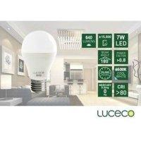 LUCECO - LED 電燈泡7W-冷白光 (型號 : LA27C7W64-LE)