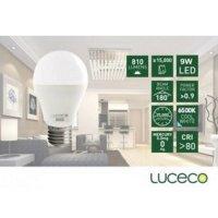 LUCECO - LED 電燈泡9W-冷白光 (型號 : LA27C9W810-LE)