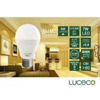 LUCECO - LED 電燈泡7W-暖白光 (型號 : LA27W7W64-LE)