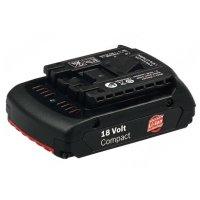 Bosch 博世 18V 1.3Ah 電池(GSR 1800/Mosta LT18SB2A等適用)