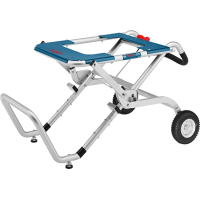Bosch GTA 60 W Professional Gravity Rise Table Saw Stand Trolley