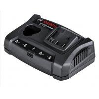 Bosch 博世 GAX 18V-30 (10.8V/12V/18V) 3.0A 鋰電池充電器(帶USB)