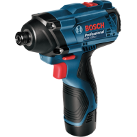 Bosch 博世 GDR 120-LI Professional (鋰12V) (2x1.5Ah) 衝擊批
