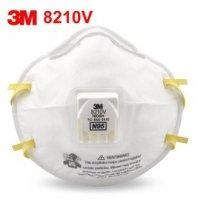 3M – N95 防塵帶呼氣閥口罩 8210V