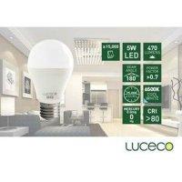 LUCECO - LED 電燈泡5W-冷白光 (型號 : LA27C5W47-LE)