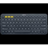 Logitech K380 跨平台藍牙鍵盤(藍色)(英文鍵盤)藍牙鍵盤 keybroad 無線keybroad 無線鍵盤