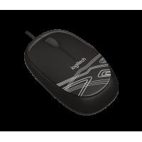 Logitech M105 有線滑鼠(粉紅色) 滑鼠Mouse