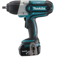 "Makita 牧田 DTW450RTE 12.7mm (1/2"") 充電式扳手"