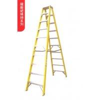 MAPLE 楓葉牌 XG-107A 纖維梯系列, EN131證書歐標纖維人字梯 梯具 摺梯 人字梯 A梯