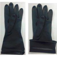 Medicom 工業膠手套 (清潔手套) (黑色) Medicom BLACK Industrial Latex Glove 清潔手套 (12對/包)