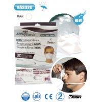 Medicom 獨立包裝摺疊N95口罩 防塵口罩 Medicom AMD® N95 Flat Fold Respirator