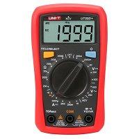 UNI-T UT  33D Plus 萬用錶 (200uA, NCV)
