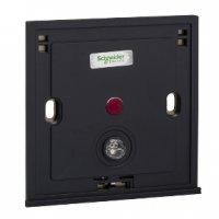 施耐德電氣 ULTI,U201SPM/DP B00 單位 20A 雙極開關連指示燈,藍色 LED